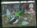 Great Britain 1991 1st Bird Charm Bracelet Issue #1352 - 1952-.... (Elizabeth II)