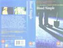 BLOOD SIMPLE - John Getz (For Full Details See Scan) - Horror