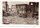 PHOTO DE BLOIS EN JUIN 1940.RUE FONTAINE DES ELUS FACADE NORD - Guerra, Militari