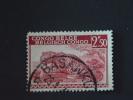 Belgisch Congo Belge 1943 Léopard Luipaard Yv 261 O - Belgisch-Kongo
