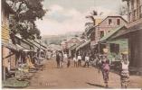 FREETOWN KROOTOW  ROAD  (ANIMATION) - Sierra Leone