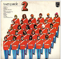 * LP *  TWEN PARADE 2 -  EKSEPTION / BIG WHEEL / CUBY / BINTANGS / FREE A. O. (DutchBeat 1969) - Compilaties