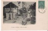 COTE D'IVOIRE HANGAR A DABOU (BELLE ANIMATION) - Côte-d'Ivoire