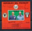 PARAGUAY  Mi.Nr.Block 269 Sport Fußball - Soccer  - MNH - Fußball-Weltmeisterschaft
