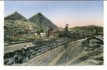 CPSM SAINT ETIENNE LOIRE  Puits De Mine Couriot Et Chatelus Les Crassiers 1958 - Saint Etienne