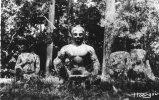 Asie-Cambodge (Indochine) ANGKOR-THOM ,Le Roi Lépreux -Editions-Boy-Landry-Hoa- Qui N° 51 - Cambodge