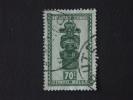 Belgisch Congo Belge 1947 Inheemse Kunst Art Indigène Yv 283 O - 1947-60: Gebraucht
