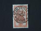 Belgisch Congo Belge 1947 Inheemse Kunst Art Indigène Yv 291A O - 1947-60: Gebraucht