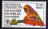 Jour Mondial De L´Alimentation (pommes De Terre) . Un T-p Neuf ** 1998 - Mexique