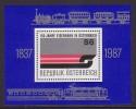Österreich, Bl.6 , Xx  (556)* - Blocks & Kleinbögen