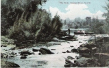 THE WEIR NEPEAN RIVER  N S W    1906 - Sydney