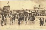 MAROC * CASABLANCA - Le Quai Du Port - Casablanca