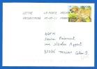 Timbre Sur Lettre (6975) - Marcophilie (Lettres)