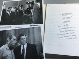 Dossier De Presse : Guilty By Suspicion, Film De I. Winkler : Cannes, Sélection Officielle - Non Classificati
