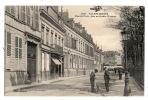 Valenciennes   *   Rue De Paris, Face Au Jardin Watteau - Valenciennes