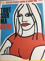 Tout Sur Ma Mère - Almodovar - 1999 - Dossier De Presse - Cinemania