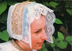 Lace From Madunice Slovakia Woman - Costumes