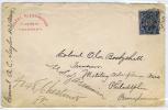 Japan Hotel Cover 1908 Yokohama Gen. AC Taylor Autograph To Military Order Of Foreign Wars - Brieven En Documenten