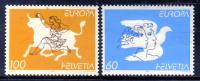SUIZA SWITZERLAND / EUROPA CEPT 1995 PAZ Peace / Ga15 - Europa-CEPT