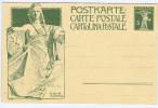 Switserland: Postcard 1909 Unused