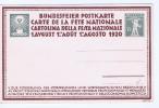 Switserland: Postcard 1920 Unused, Le Labour
