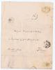 Switserland: Cover / Letter 1860, Constanz / Basel - Svizzera