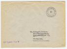 Switserland: Feldpost Vpf.Lastw. Kol. 11t To St. Gallen - Military Post