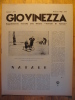 GIOVINEZZA SUPPLEMENT ITALIANI DI TUNISIA JANVIER 1938 TUNISIE VOILIER BATEAU CAIO DUILIO PUBLICITE NESTLE PROPAGANDE - Libri, Riviste, Fumetti