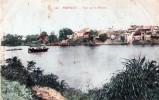 18078    Spagna,  Moncay,  Vue  Sur  La  Riviere,  NV  (scritta) - Soria