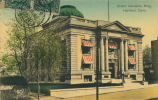 U.S.A. CONNECTICUT - HARTFORD - Orient Insurance Building - Hartford