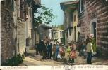 Constantinople, La Sortie D' Une Petite école Turque à Eyoub - Turchia