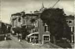 13d - 07 - Satillieu - Ardèche - La Grande Rue Et L'Hôtel Du Pont - Non Classés