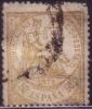 Edifil 149 Alegoría 50 Naranja Cts De 1874 En Usado, Catalogo 15 Eur - Usados