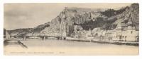 VALLEE DE LA MEUSE / DINANT , EGLISE NOTRE-DAME + CITADELLE ( église Russe ? ) / CARTE PANORAMIQUE ( Double, Non Pliée ) - Dinant