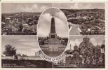 KOSSOVO SOUVENIR CARTE CINQ VUES 1932 - Kosovo
