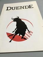 Duende, Film De Jean-Blaise Junod  : Dossier De Presse, Festival De Cannes 1989 (français-anglais) - Cinemania