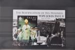 B 231 ++ PALAU 2011 BEATIFICATION POP JOHN. PAUL 2 MNH ** - Palau
