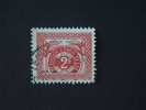 Belgisch Congo Belge 1957 Strafport Tax  Yv 82 COB TX82 O - Portomarken: Gebraucht