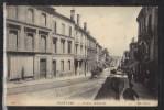 ANGOULEME CPA 190? Avenue Gambetta (pli D'angle) - Angouleme