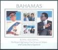 BAHAMAS - MNH/*** LUXE - 1981 - WEDDING DIANA CHARLES-  Mi Bl 33 Yv BLOC 33 -  Lot 3905 - Bahamas (1973-...)