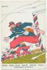 WWI (Leonard) Franz. Soldaten: Hier Sind Wir Doch Schon Mal Weggelaufen Um 1916 - Humour