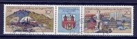 DDR Nr.2532/3 Streifen          O  Used       (8335)  ( Jahr: 1980 ) - DDR
