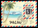 Palau Scott #236 MNH Souvenir Sheet $1 Penny Black's 150th Anniversary - Palau