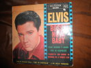 45 T  ELVIS PRESLEY  BOSSA NOVA BABY - Vinyl Records
