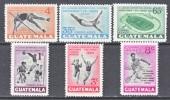 Guatamala C171-6    *  SPORTS - Guatemala