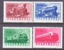 Hungary  785-8   *  TRAINS - Hungary
