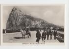 Rock From Neutral Ground . CPA . GIBRALTAR . - Gibraltar