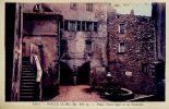 N°14063 -cpa Peille -place Mont Agel Et La Fontaine- - Unclassified
