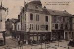 FRANCE: BRIE-COMTE-ROBERT (77:Seine Et Marne.):Place Du Marché.Nombreux Personnages.1919 - Brie Comte Robert