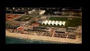 14 - DEAUVILLE - Le Front De Mer - La Piscine - Le Casino - Carte Panoramique - Deauville
